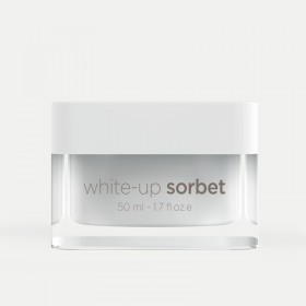 WHITE-UP SORBET, 50 ml